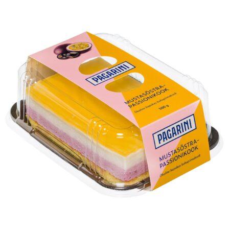 Pagarini mustasõsta passionikook 300 g